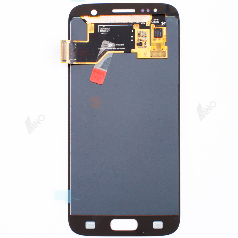 oled and digitizer assembly for samsung galaxy s7 gold. Black Bedroom Furniture Sets. Home Design Ideas