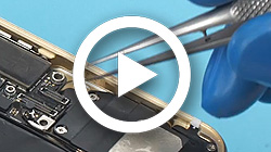 Video – iPhone 7 No Image Repair Caused by Motherboard (4K)